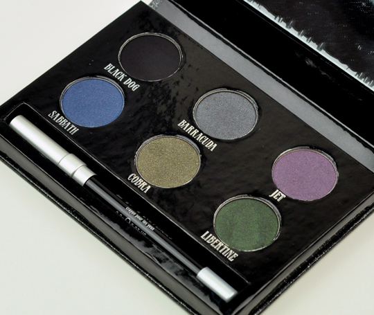 Urban Decay Black Palette
