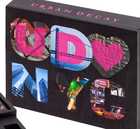 Urban Decay Book of Shadows Vol. III