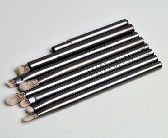 Urban Decay Eye Brushes