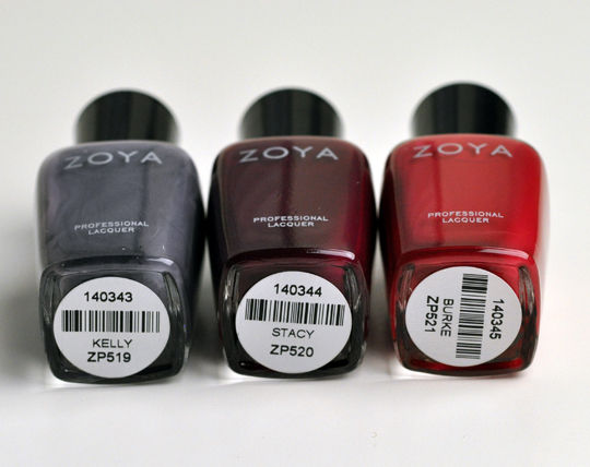 Zoya Wicked Collection