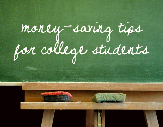 4. Look for Student Discounts. College students should become masters at exploring the ways their educational status can save them money. Vendors, local venues, restaurants, and services near college campuses often offer student discounts that could save your freshman big money during the first year.