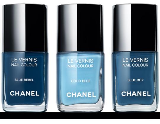 Новинки будут представлены в бутиках Chanel в ночь с 6 на 7 сентября, во...