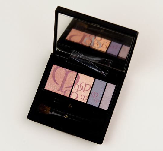Cle de Peau #207 Eye Color Quad
