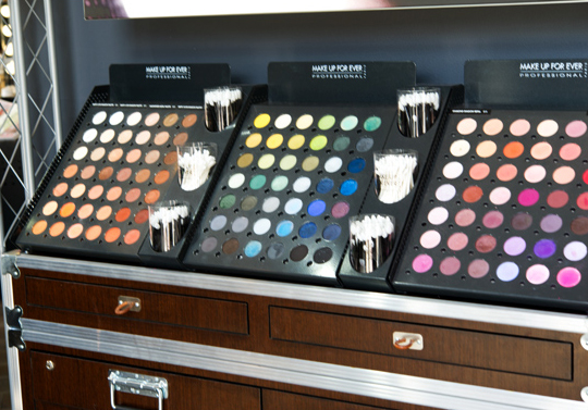 Make Up For Ever Boutique in Sephora @ Venetian in Las Vegas