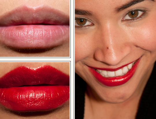 Covergirl burn lipstick