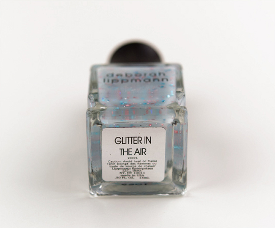Deborah Lippmann Glitter in the Air Nail Lacquer