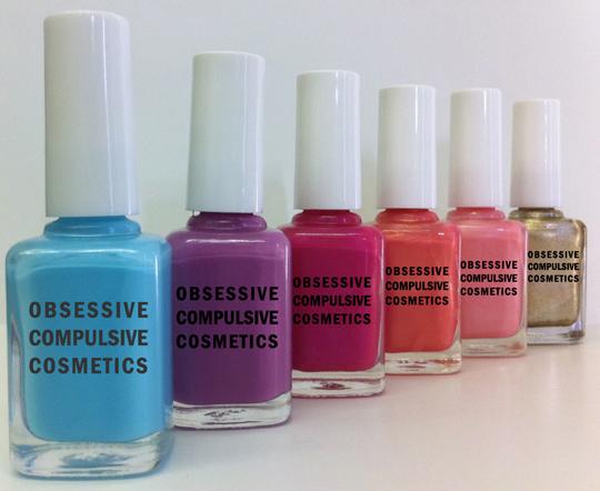 Obsessive compulsive cosmetics (occ) fall-winter
