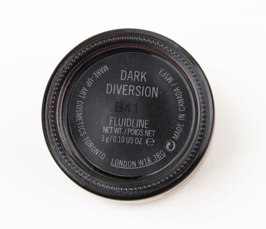 MAC Dark Diversion Fluidline
