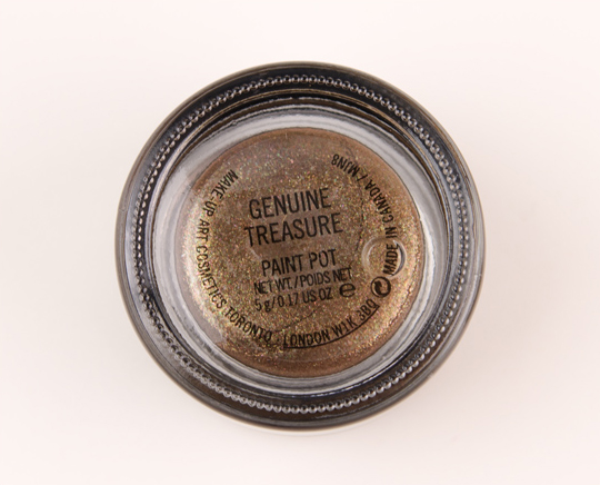 MAC Genuine Treasure Paint Pot