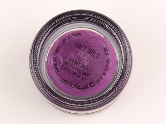 MAC Half-Wild Paint Pot