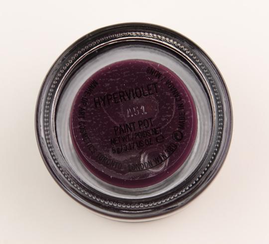 MAC Hyperviolet Paint Pot