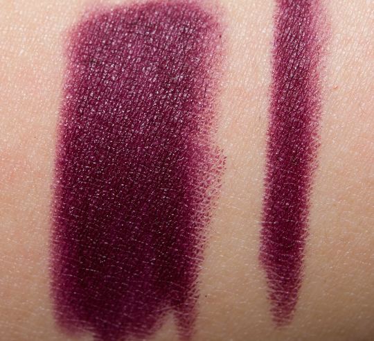 NARS Train Bleu Velvet Matte Lip Pencil Review, Photos ...