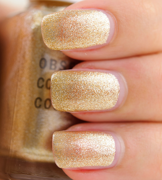 OCC Cruising Nail Lacquer