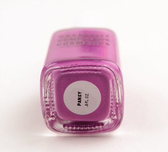 OCC Pansy Nail Lacquer
