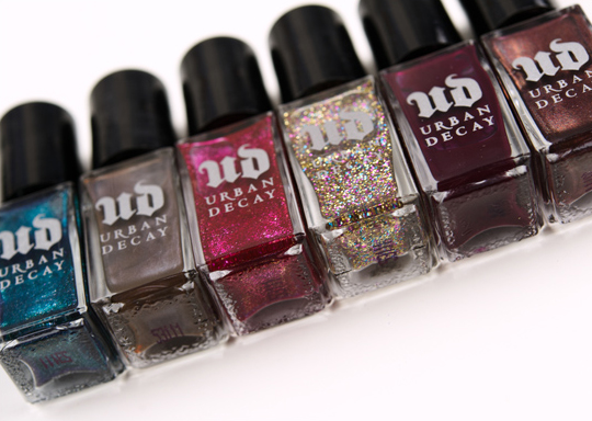 Urban Decay Holiday 2011 Nail Kit
