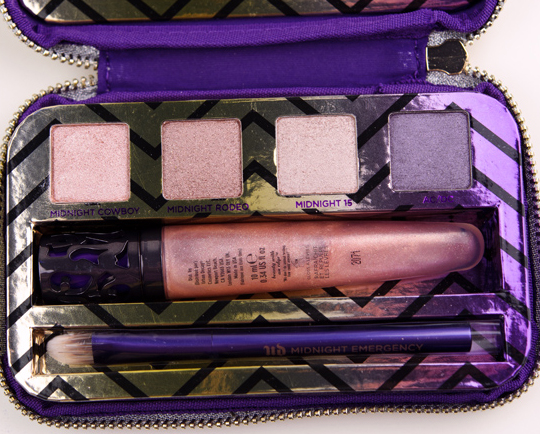 Urban Decay Midnight Emergency Kit