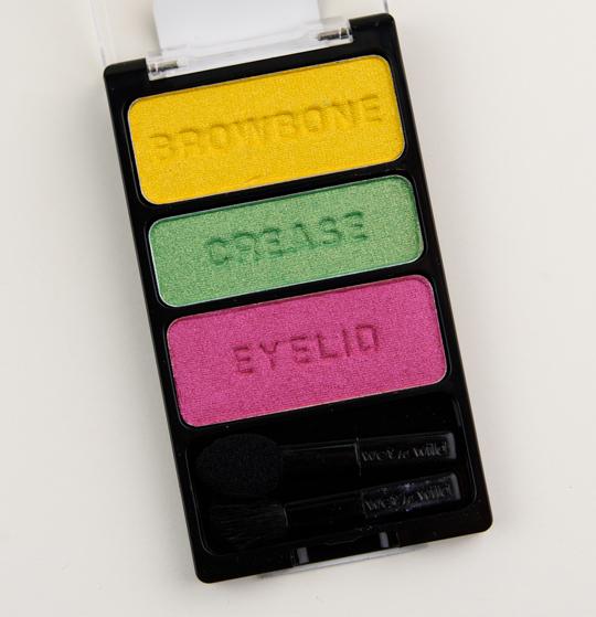 Wet 'n' Wild Bright Idea Color Icon Eyeshadow Trio