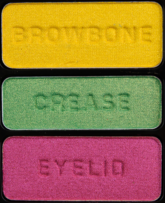 Wet 'n' Wild Bright Idea Color Icon Eyeshadow Trio