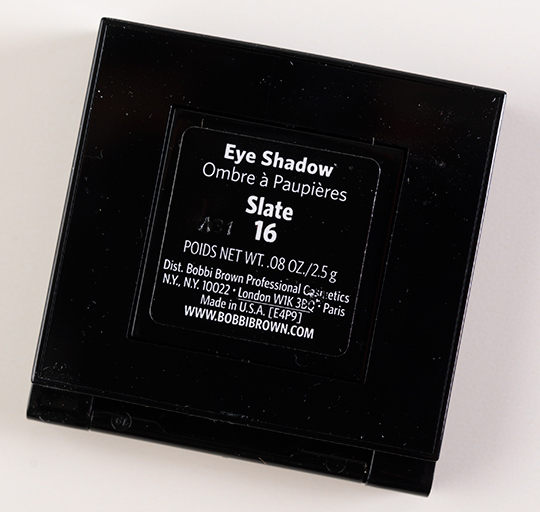 Bobbi Brown Slate Eyeshadow