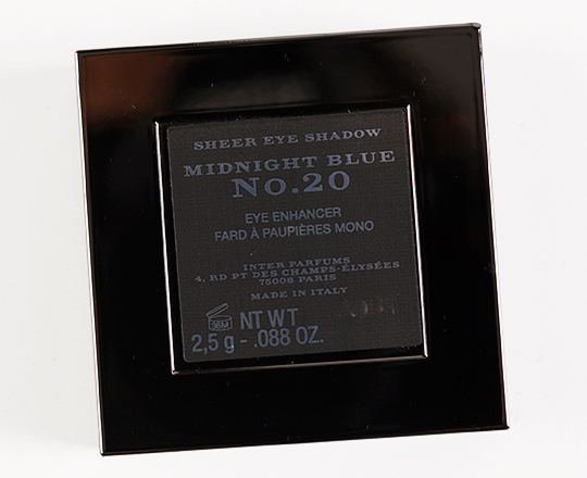 Burberry Midnight Blue Eyeshadow
