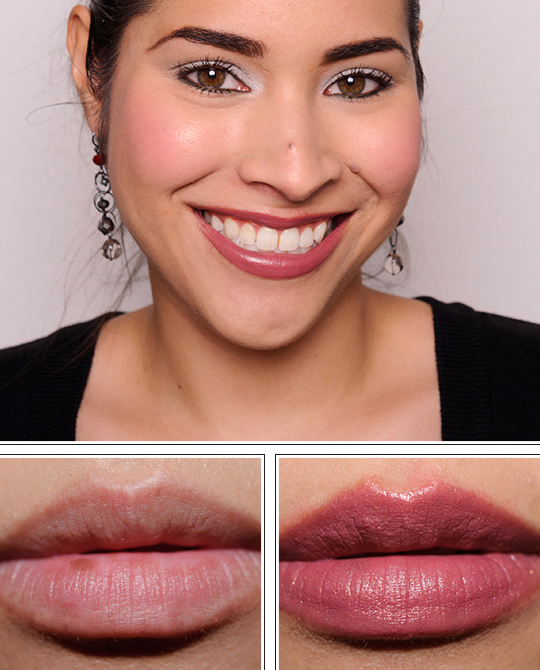 Chanel Caractere Rouge Coco Lipstick Review Photos Swatches