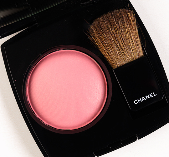 Chanel Rose Initiale Joues Contraste / Blush