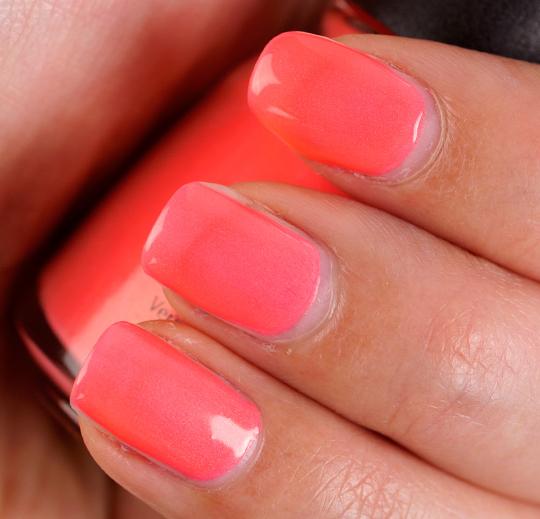 China Glaze Pink Plumeria Nail Lacquer