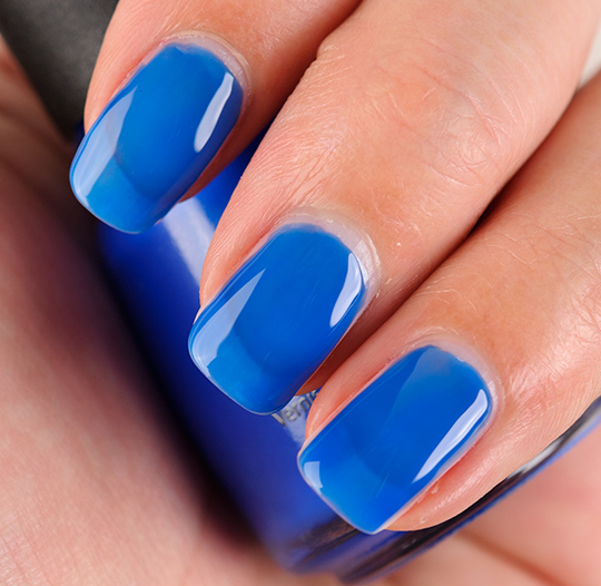 China Glaze Ride the Waves Nail Lacquer