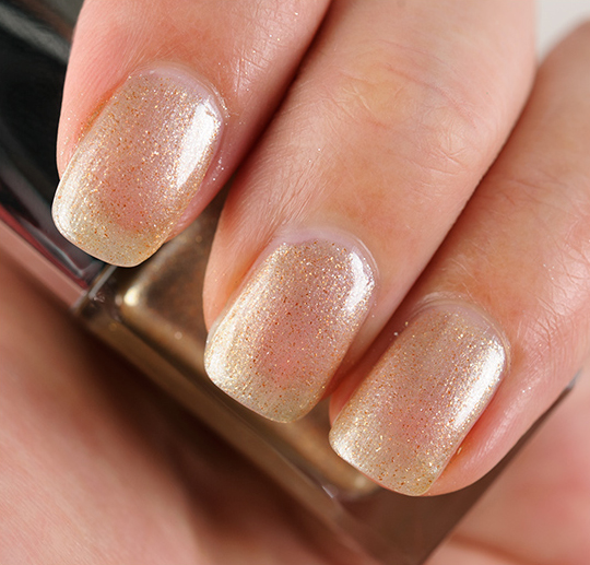 Dior Golden Light Vernis / Nail Lacquer