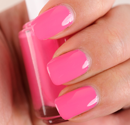 Essie Off the Shoulder Nail Lacquer
