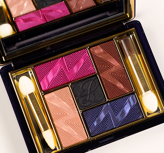 Estee Lauder Violet Underground Eyeshadow Palette