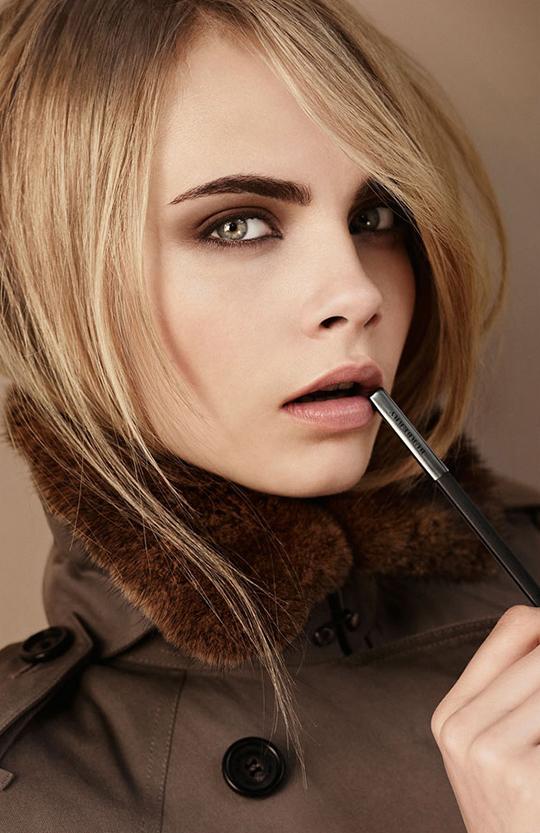 Burberry Makeup Fall 2012