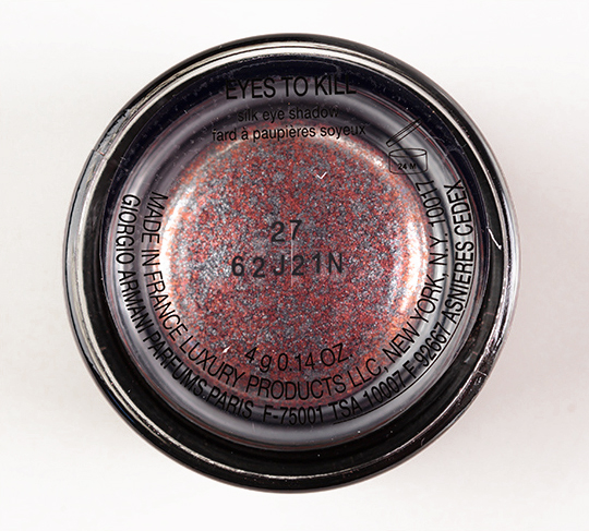 Giorgio Armani #27 Eyes to Kill Intense Eyeshadow