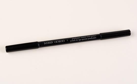 Giorgio Armani Black Eyes to Kill Waterproof Liner