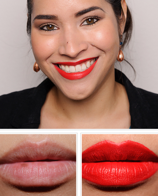 Hourglass Raven Opaque Rouge Liquid Lipstick