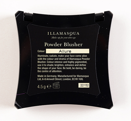 Illamasqua Allure Powder Blusher
