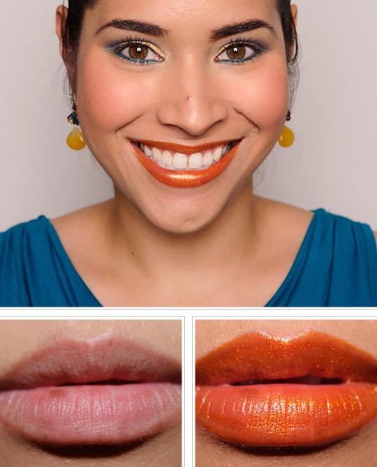 LUSH Vibrance Liquid Lipstick