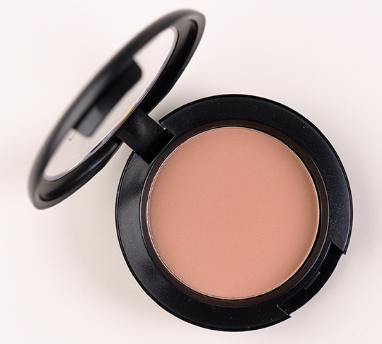 MAC Baby Don't Go Pro Longwear Blush