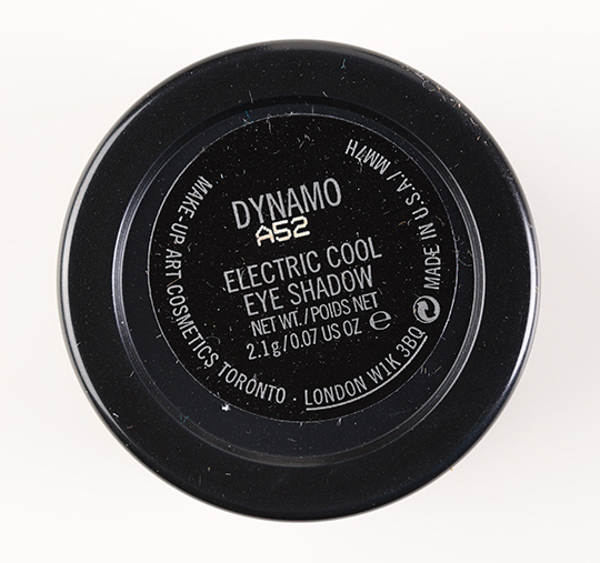 MAC Dynamo Electric Cool Eyeshadow