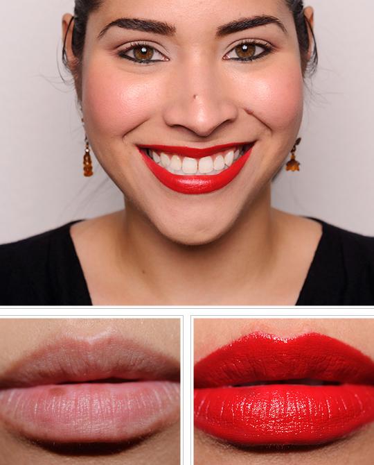 MAC Eden Rouge Mattene Lipstick
