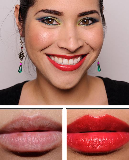 MAC Must Be Red! Lipstick