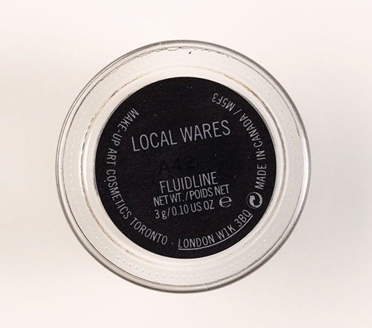 MAC Local Wares Fluidline