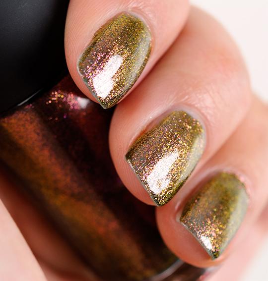 MAC Mean & Green Nail Lacquer