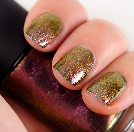 MAC Mean & Green Nail Lacquer