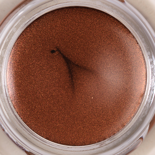 mac fluidline rich ground swatch