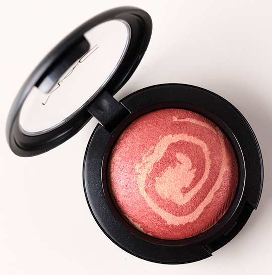 MAC Ring of Saturn Mineralize Blush