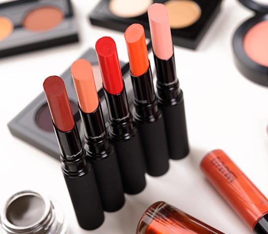 MAC Styleseekers Mattene Lipstickes