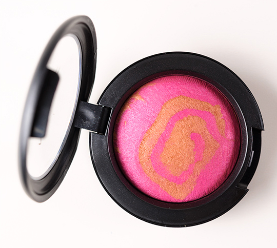 MAC Supernova Mineralize Blush