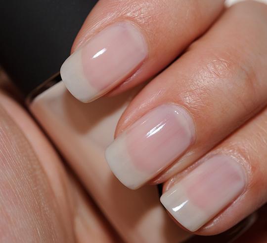 MAC Undercover Nude Nail Lacquer