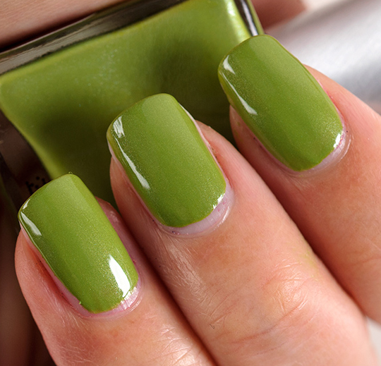 Rescue Beauty Lounge Abi Nail Lacquer